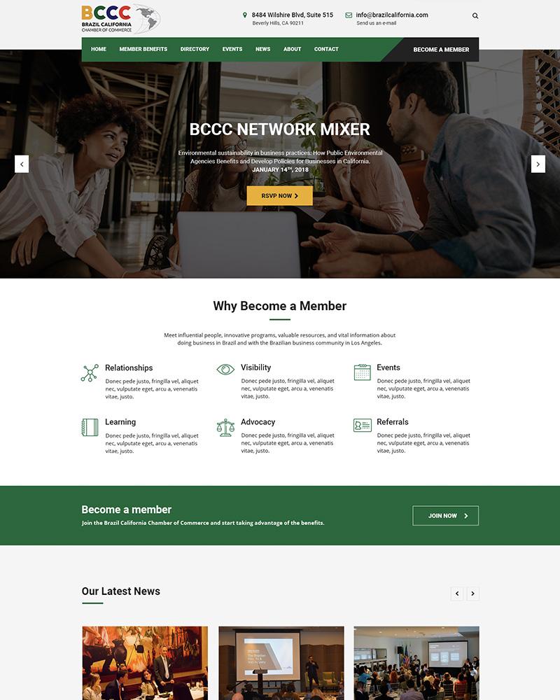 Portfolio Web Design BCCC