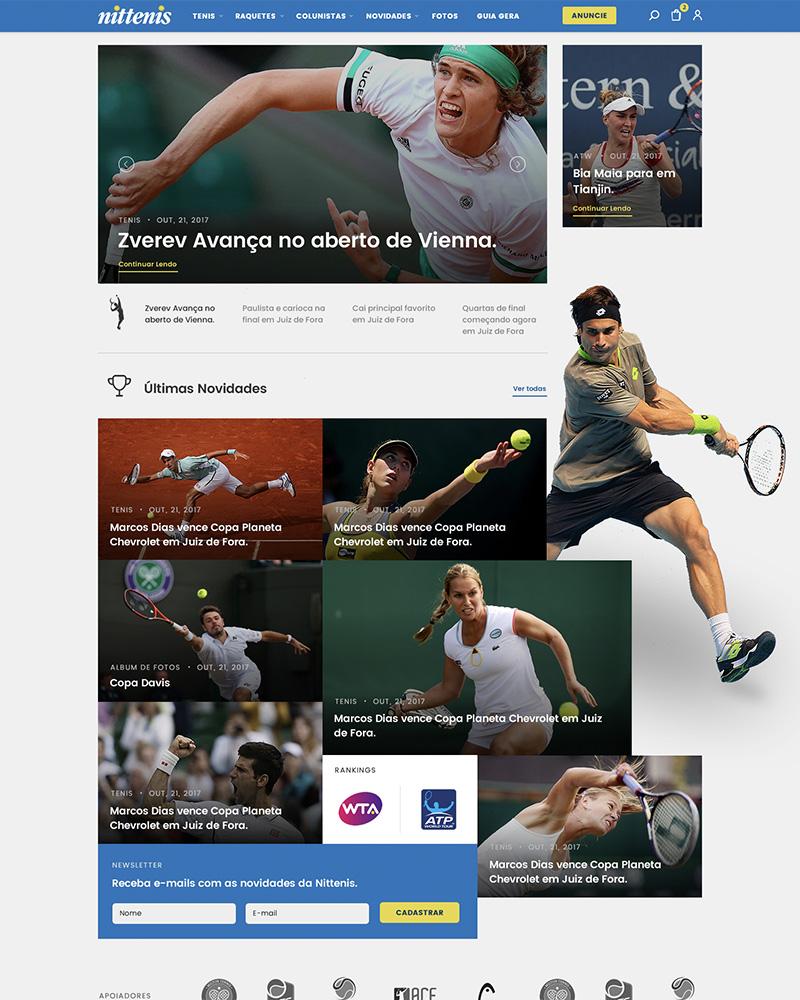 Portfolio Web Design Nittenis